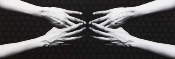 A HAND CLAPS, A HAND WAVES II